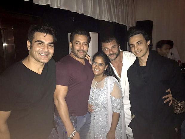 INSIDE PICS Salman Khan, Shah Rukh Khan, Katrina Kaif, Karan Johar, and others attend Arpita Khan's Diwali bash (1)