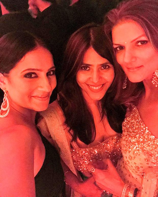 INSIDE PICS Salman Khan, Shah Rukh Khan, Katrina Kaif, Karan Johar, and others attend Arpita Khan's Diwali bash (13)