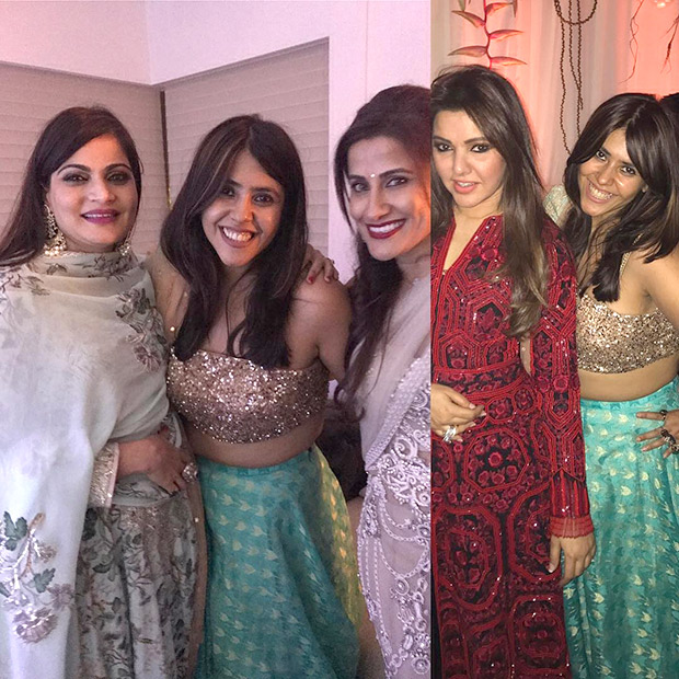INSIDE PICS Salman Khan, Shah Rukh Khan, Katrina Kaif, Karan Johar, and others attend Arpita Khan's Diwali bash (14)
