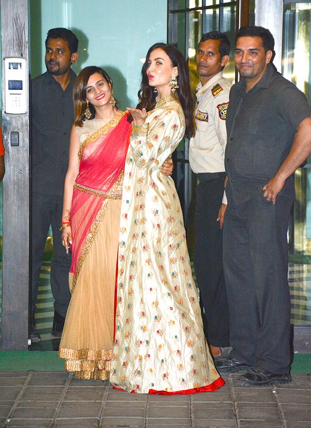 INSIDE PICS Salman Khan, Shah Rukh Khan, Katrina Kaif, Karan Johar, and others attend Arpita Khan's Diwali bash (16)