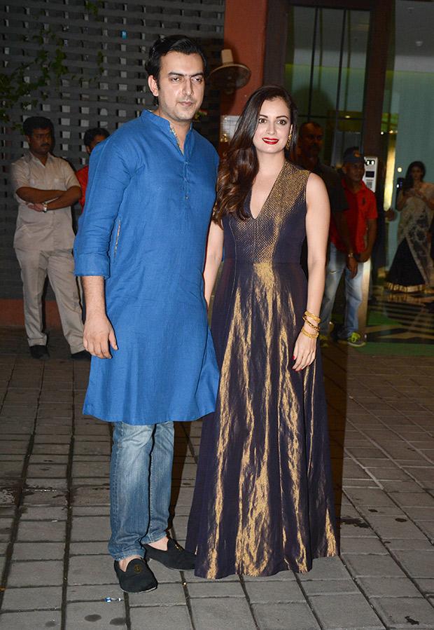 INSIDE PICS Salman Khan, Shah Rukh Khan, Katrina Kaif, Karan Johar, and others attend Arpita Khan's Diwali bash (18)