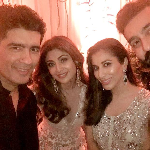 INSIDE PICS Salman Khan, Shah Rukh Khan, Katrina Kaif, Karan Johar, and others attend Arpita Khan's Diwali bash (4)
