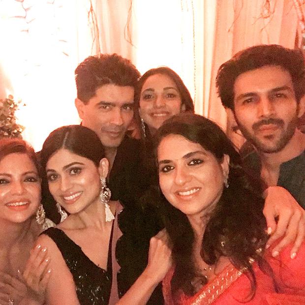 INSIDE PICS Salman Khan, Shah Rukh Khan, Katrina Kaif, Karan Johar, and others attend Arpita Khan's Diwali bash (9)