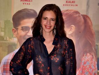 Kalki Koechlin and Sumeet Vyas promotes 'Ribbon'