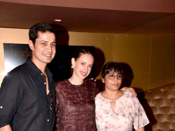 Kalki Koechlin and Sumeet Vyas launch the trailer of 'Ribbon'