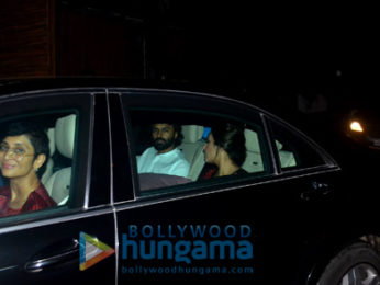 Kiran Rao and Huma Qureshi snapped in bandra