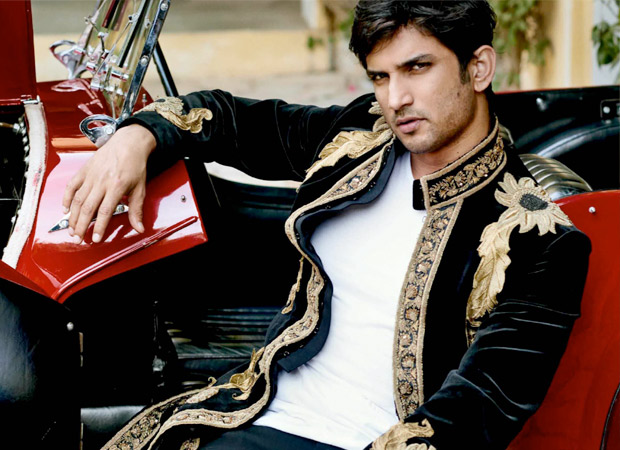 KriArj Entertainment & Sushant Singh Rajput come together for a big film