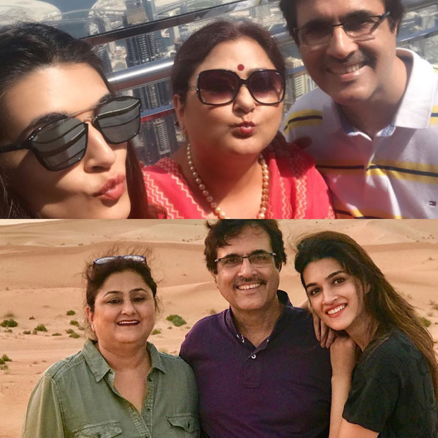 Kriti Sanon takes off for a trip to Dubai and these are her shenanigans-1