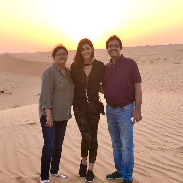 Kriti Sanon takes off for a trip to Dubai and these are her shenanigans-3