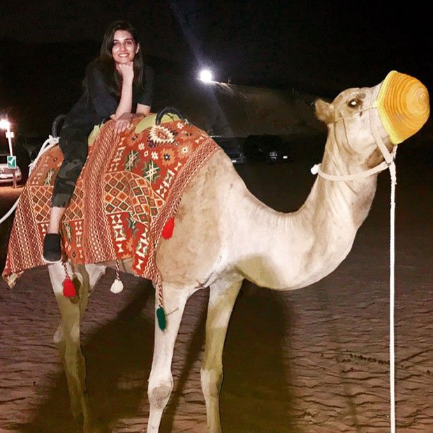 Kriti Sanon takes off for a trip to Dubai and these are her shenanigans-4