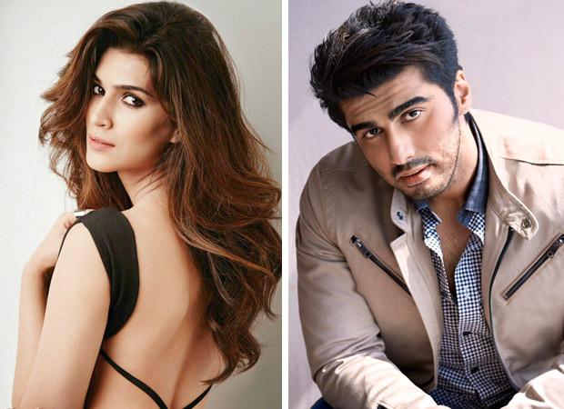 Kriti Sanon to be paired opposite Arjun Kapoor in Nikkhil Advani's next?