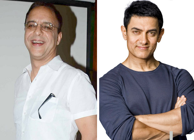 LOL! Vidhu Vinod Chopra talks about his love-hate equation with Aamir Khan