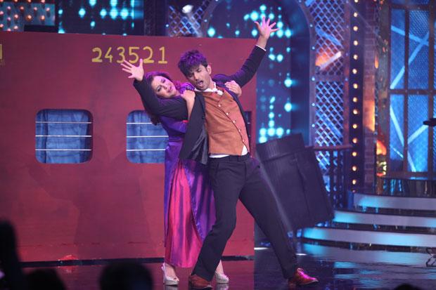 Lip Sing Battle Sushant Singh Rajput dances 'Ruk with Shah Rukh Khan