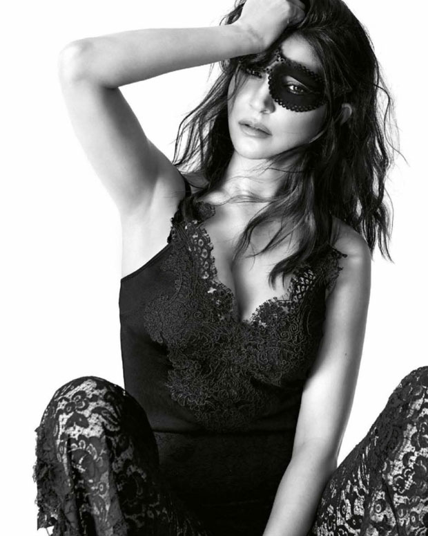 OMG! Anushka Sharma raises the temperature in this sexy photoshoot for Vogue