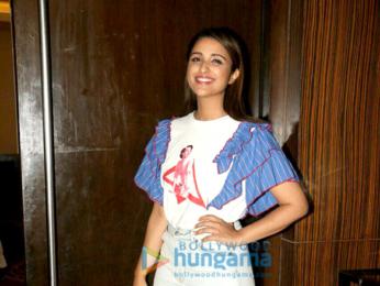Parineeti Chopra snapped at Novotel in Juhu