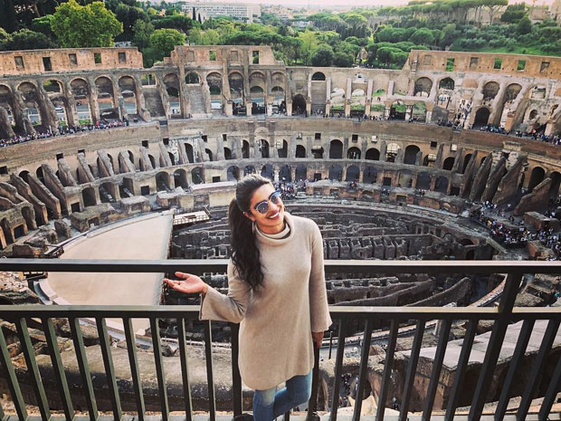 Priyanka Chopra begins shooting for Quantico season 3 in Italy -3