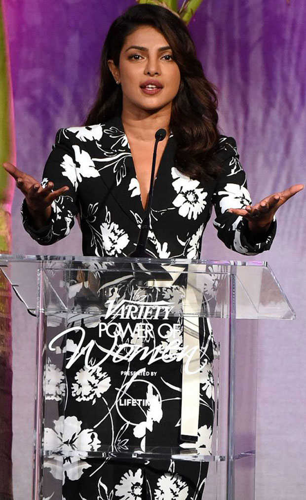 Priyanka Chopra gives empowering speech at Variety's Power Of Women luncheon -1