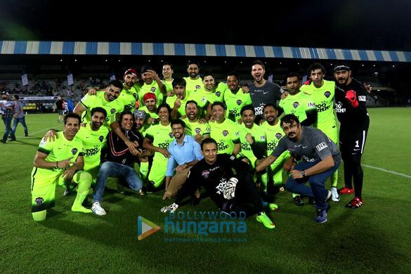 Celebrity Clasico 2017: Ranbir Kapoor, Sidharth Malhotra, Arjun Kapoor, Virat Kohli and others battle it out on football ground