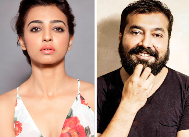 Radhika Apte has written the script for this Anurag Kashyap film and she will also act in it
