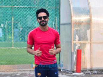 Ranbir Kapoor, Arjun Kapoor, Sidharth Malhotra and Others snapped at a soccer match