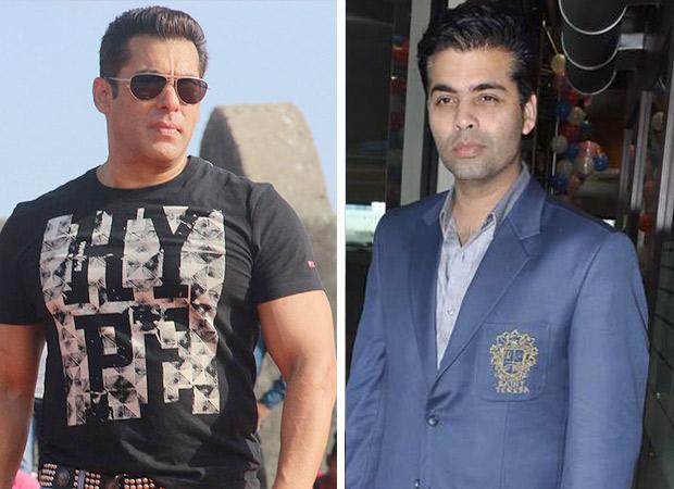 Salman Khan and Karan Johar had a fall-out and this is the reason…
