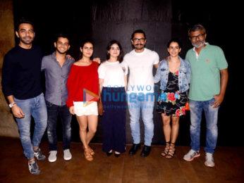 Screening of Aamir Khan's film Secret Superstar at Lightbox