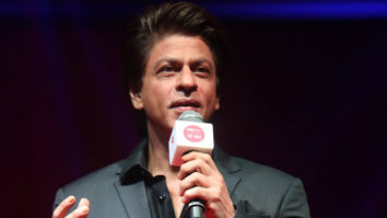 Shah Rukh Khan's Brilliant Answer On Ideation TED Talks India Press Conference