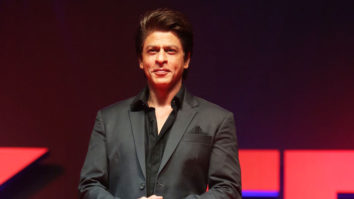 Shah Rukh Khan's Impressive Answer On People Who Inspire Him TED Talks India Press Confere
