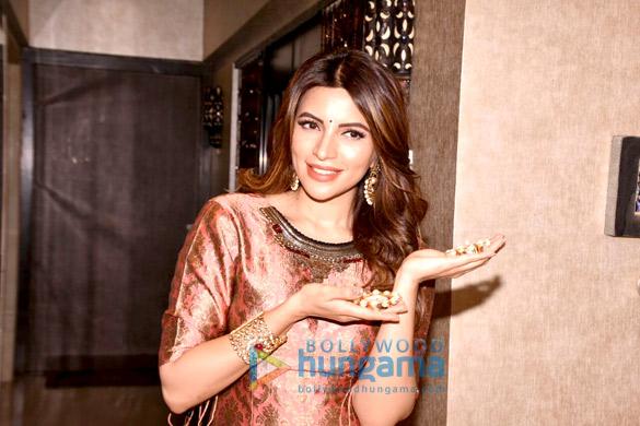 Shama Sikander and Sana Khan do a special photoshoot for Diwali