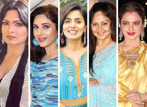 Six Generations of Amitabh Bachchan's Heroines From the '50s to the Millennium!3