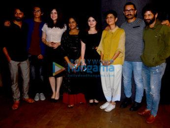 Special screening of the film 'Secret Superstar'