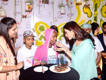 Tamannaah Bhatia graces the Helping Hands charity event