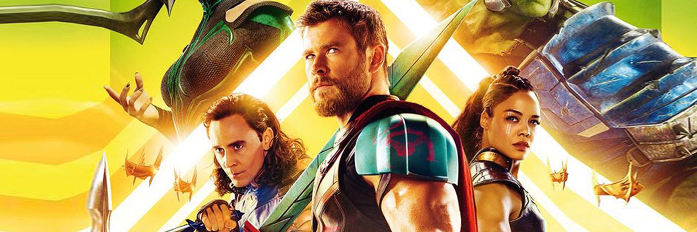 Thor: Ragnarok (English)