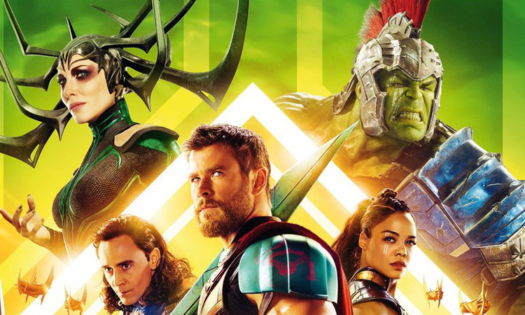 Movie Review: Thor - Ragnarok (English)