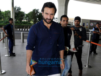 Varun Dhawan, Sushant Singh Rajput, Saif Ali Khan and others spotted at the airport