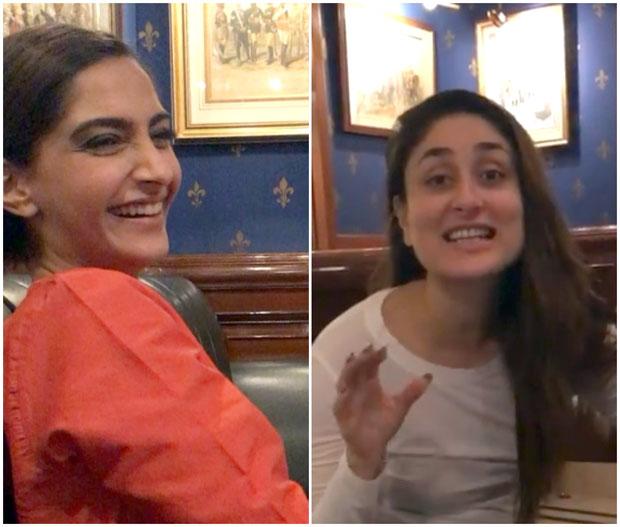 Veere Di Wedding Kareena Kapoor Khan spills some secrets about Sonam Kapoor in this video
