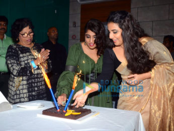 Vidya Balan graces RJ Malishka's birthday bash