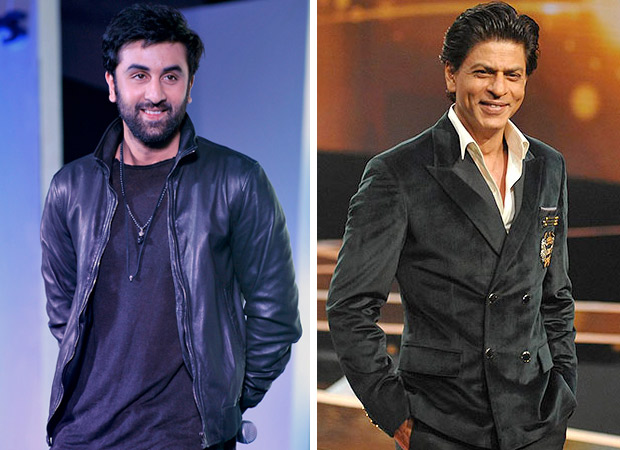 WATCH Ranbir Kapoor and Shah Rukh Khan dancing on 'Bole Chudiyan' is the most amazing thing you'll see today!