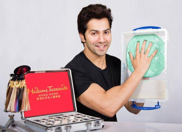 WHOA! Varun Dhawan to get waxed at Madamme Tussauds