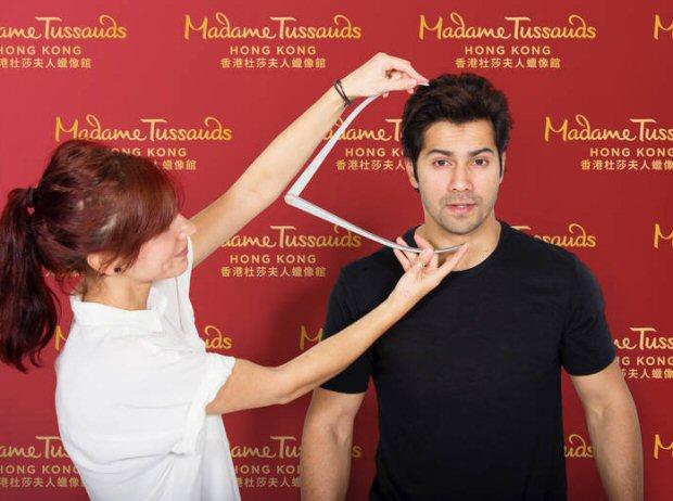 WHOA! Varun Dhawan to get waxed at Madamme Tussauds1
