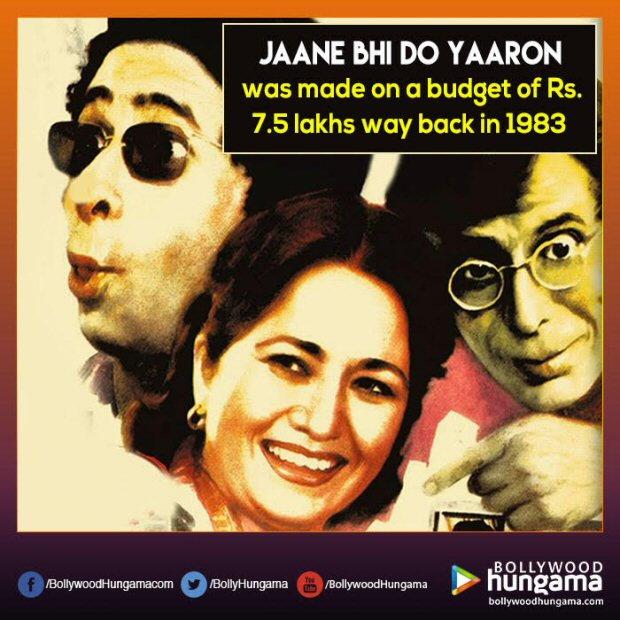 WOW! 6 lesser known facts about Jaane Bhi Do Yaaron-2