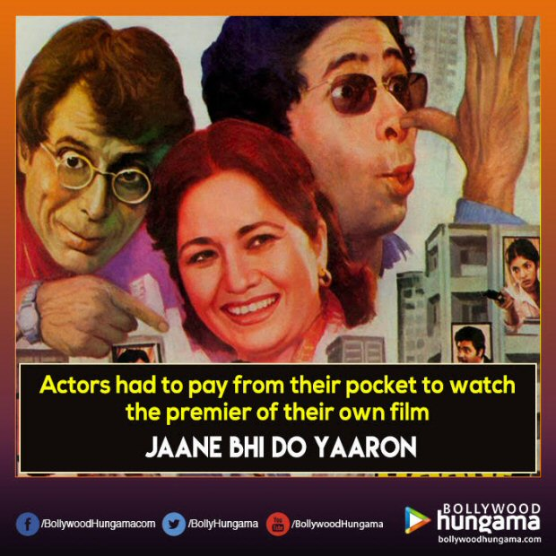 WOW! 6 lesser known facts about Jaane Bhi Do Yaaron-6