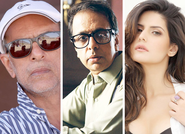 Aksar 2 makers, producer Narendra Bajaj and director Ananth Mahadevan hit back at Zareen Khan
