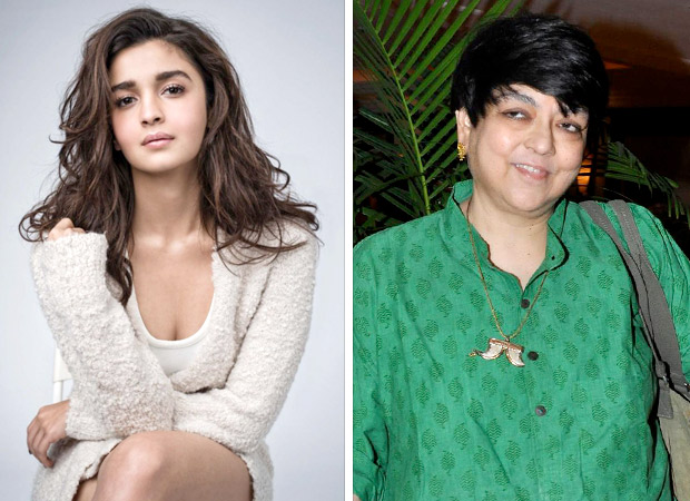 Alia Bhatt is singlehandedly shouldering Kalpana Lajmi's hospital bills