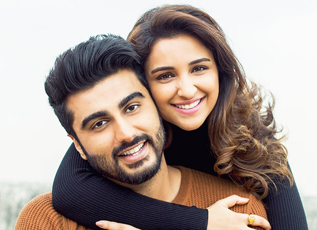 Arjun Kapoor and Parineeti Chopra start shooting Sandeep Aur Pinky Faraar in New Delhi!