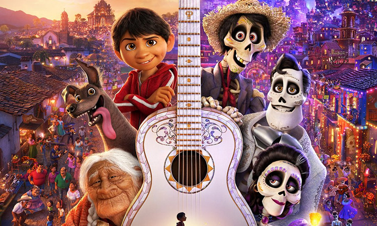 Movie Review: Coco (English)