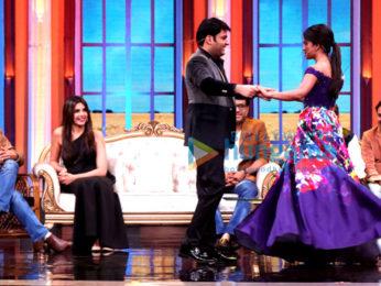 Kapil Sharma's special episode Oye Firangi for Sony