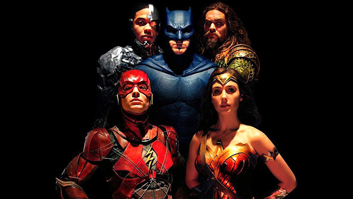 Movie Review: Justice League (English)