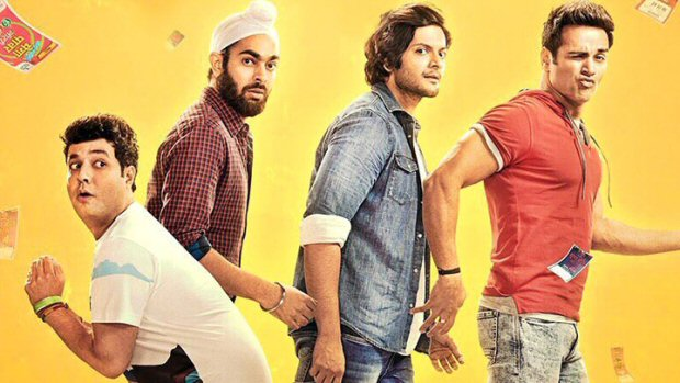 Music Review Fukrey Returns