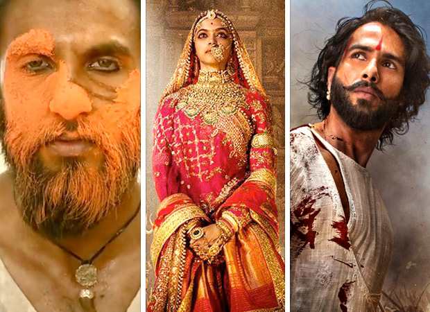 Ranveer Singh, Deepika Padukone, Shahid Kapoor starrer Padmavati to be distributed exclusively by